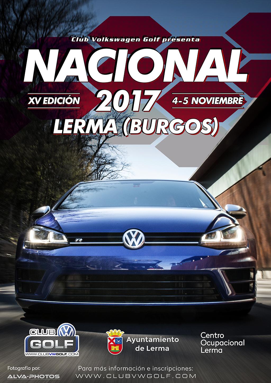 XV KDD NACIONAL 2017: 4,5 Noviembre – LERMA (BURGOS)